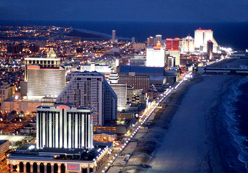 Atlantic City New Jersey top casinos