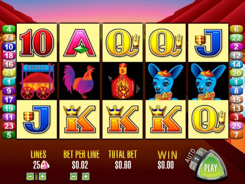 Briefly About More Chilli Slot Machine