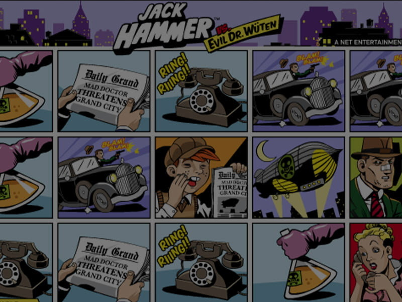 Briefly About Jack Hammer Slot