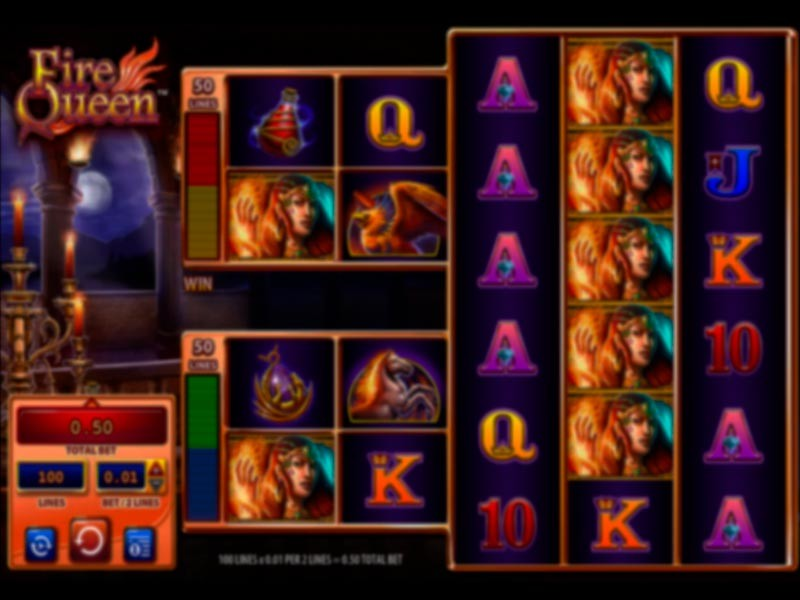 Free Slots to Play: Fire Queen