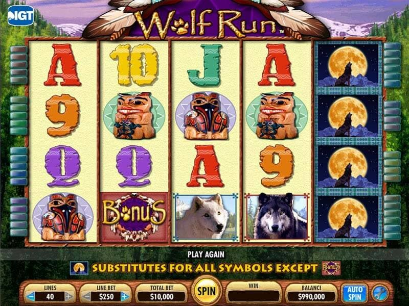 Wolf Run Slots – Play Now for Free
