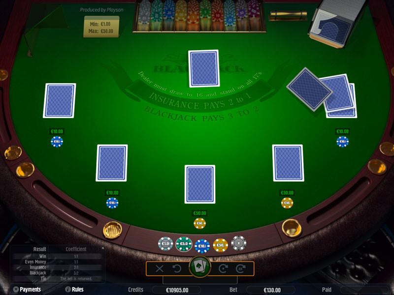 Blackjack – Online Slot Machine for Free