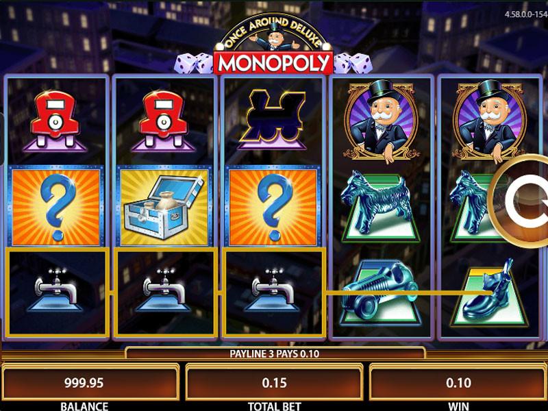 Tip & Tricks of Monopoly Slots