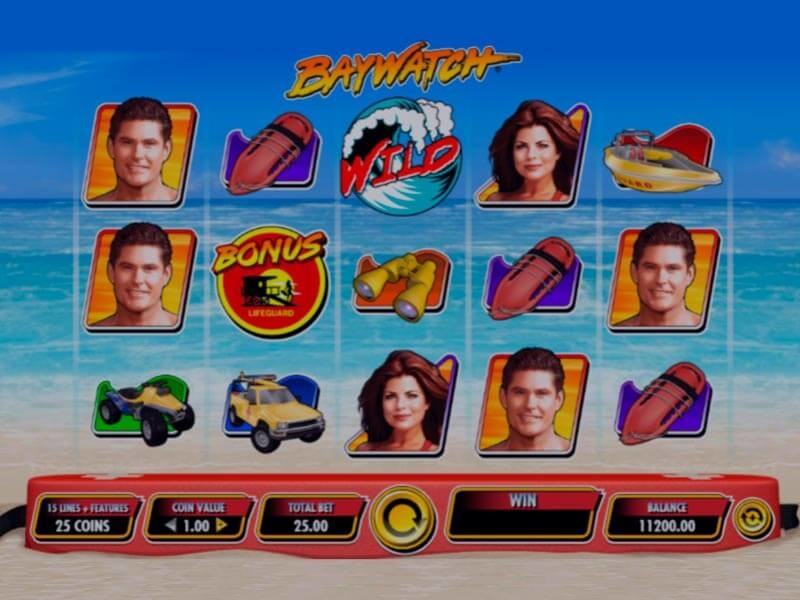 Fortune Baywatch slot