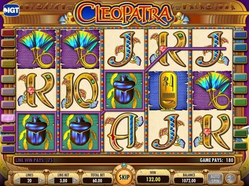 Cleopatra – Free Slot Machine